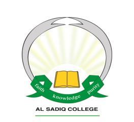 Al Sadiq College Logo